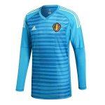 belgie keepersshirt blauw 2018-2019