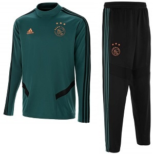 adidas ajax sweat trainingspak 2019-2020