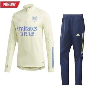 adidas arsenal trainingspak 2020-21